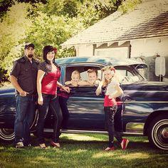 Rockabilly Family