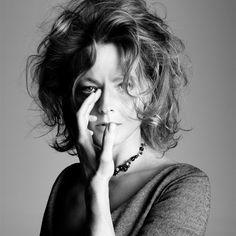 Jodie Foster by Inez van Lamsweerde & Vinoodh Matadin