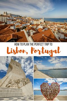 The best of Lisbon, Portugal: How to plan the perfect trip | Via Globe Guide | 4/09/2017 From cool art districts and viewpoints, to where to find the best pastel de nata, fado music and port, here's how to plan the perfect trip to Lisbon. #Portugal