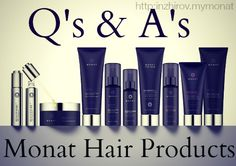 Have questions about Monat Hair products? Ask them here, or read about frequently asked questions on Monat Hair Products