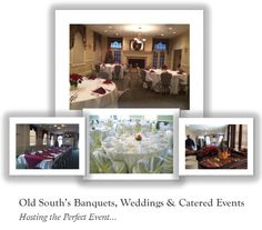 Catering - Old South Country Club