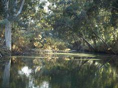 Jordan River, The Holy Land