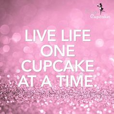 The only way to live life! Cupcake Photos, The Only Way, Live Life, Happy Life, Cupcakes, Sweets, Photo And Video, Instagram, The Happy Life