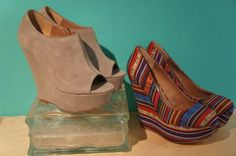 need both of these steve madden wedges