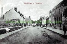 The Village of ChapelLizard near Ballyfermot Old Photographs, Old Photos, Vintage Photos, Irish Eyes, Dublin Ireland, Belfast, Britain, Explore, World