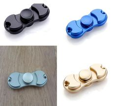 Long spinning time fidget spinner toy best selling products 2017 in usa Alimimum alloy Fidget hand spinner High quality spinners