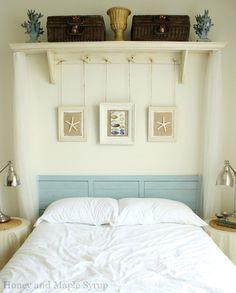 Peg Shelf and Hanging Frames