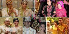 8 Pernikahan Artis Indonesia Yang Pernah Disiarkan di Televisi Secara Langsung