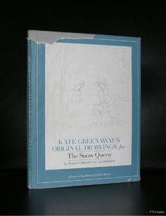 Kate Greenaway, Andersen # THE SNOW QUEEN#nm, 1981