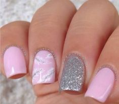 65 Most Popular Gel Nails 600x525