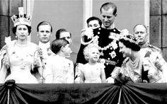 The Coronation of Queen Elizabeth II (PA)