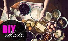 DIY HAIR: 7 Recipes For Delicious Hair