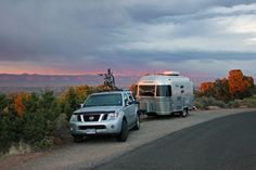 Colorado National Monument Colorado National Monument, Airstream Trailers, Fun Travel, Motor Homes, Camping Stuff, Recreational Vehicles, Exterior, Park, Live