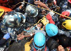 Friday, May 1: Rescued  -     © Matt McClain/The Washington Post via Getty Images