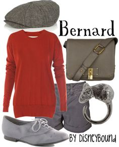 Bernard- Disneybound