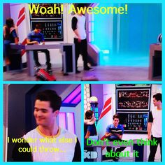 #LabRats if billy gets replaced no more short jokes
