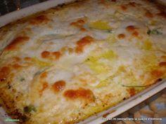 Plato nutritivo y saludable - Receta Plato : Pastel de coliflor-jamon y queso por Alimonia