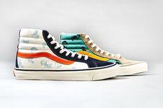 "#Vans OG Sk8-Hi LX ""Monkey"" Pack #sneakers"