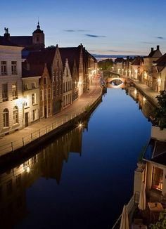Bruges, Belgium. Maybe one of my favorite places I've ever been. Like being in a fairy tale.