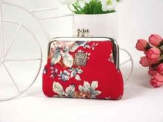 "Ann001 Beautiful Anna Sui Vintage Floral Victorian Style Double Pockets Coin Purse Mini Bag Wallet Wedding Birthday Holiday Gift-red by Anna Sui. $7.99. VERY ELEGANT & CLASSIC A PEFECT GIFT FOR ALL AGE WOMEN 100% COTTON,FLORAL LINING 2 POCKETS GIVE MORE SPACE SIZE: 4"" X 3"" COMES WITH ClEAR PLASTIC BAG. Save 58%!"