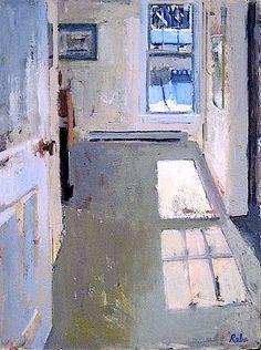 Carole Rabe - Blue Window
