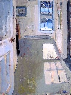 Carole Rabe - Blue Window