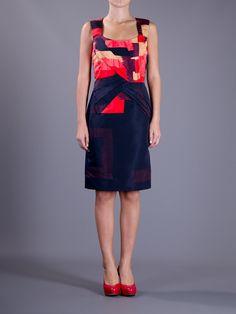 Oscar De La Renta Multi-Coloured Dress - Gente Roma - farfetch.com