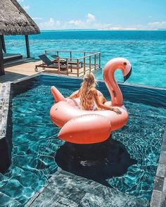 Pool # # FacWear Giant # # Cute Lovely Girl # # # Relax Ocean # Party # # Family Swim # # Sea Bikini # Source by facwear Summer Pictures, Beach Pictures, Tumblr Beach Photos, Hotel Swimming Pool, Swimming Pool Pictures, Beach Pink, Summer Beach, Pool Floats, Tropical Beaches