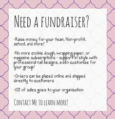 I can help you raise money for your cause! Message me for more information! #greeklife #greek #sorority #sororitylife #ftk #forthekids #thon15 #thon #deltagamma #deltadeltadelta #chiomega #alphaphi #pibetaphi #kappakappagamma #piphi #aphi #tridelta #kkg #fundraiser #fundraising http://katespayder.jamberrynails.net/about/as_seen_on/