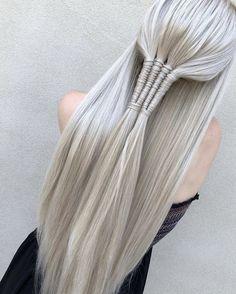 awesome unique braid