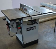 Hybrid Table Saw On Pinterest Woods Storage And Benches