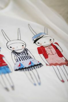 I cannot resist all things Fifi Lapin!