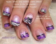 Image detail for -45 Cool Acrylic Nail Designs 2013-15 - Get Nail Designs