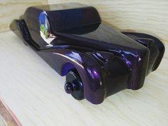 Carro antiguo Don Topo Toys