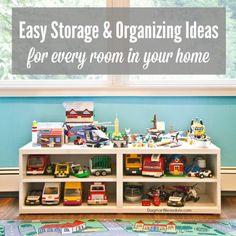 organizing ideas for every room, Dagmar Bleasdale.com