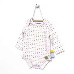 Snoozebaby body/Triangle print Onesie