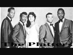 *This Magic Moment, The Platters. R~ 1959 60s Music, Live Music, Music Songs, Music Videos, Rock N Roll Music, Rock And Roll, This Magic Moment, Greatest Songs, Soul Music