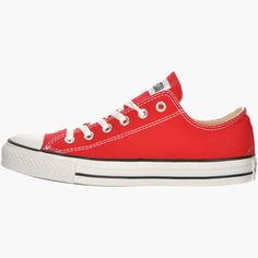 Mens Converse Chuck Taylor Low Top Red size 8 Converse Men ebe08848b