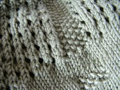 Knitted Snood Design