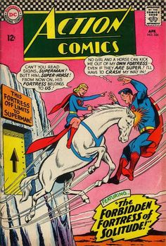 Action Comics #336 Art by Curt Swan