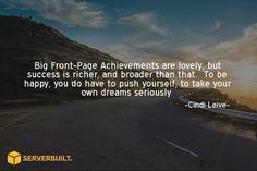 BigFront-Page Achievements are lovely, but... #serverbuilt