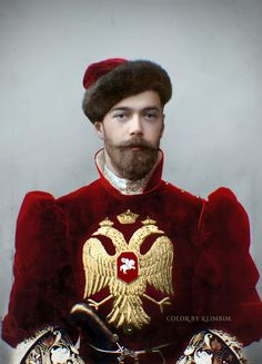 Nicholas II in old russian falconer costume Czar Nicolau Ii, Tsar Nicolas, House Of Romanov, Russian Culture, Imperial Russia, Russian Fashion, World Cultures, Historical Photos, Anastasia