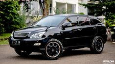 Rally style Lexus with overland mods. Inspiration ideas on lifted trucks and SUV with off-road wheels and overland mods. DIY and easy to install exterior and interior upgrades. Lexus Rx 350, Toyota Harrier, Subaru Tribeca, Car Paint Jobs, Off Road Wheels, Offroader, Lexus Is250, Camping Spots