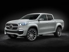 The Mercedes-Benz X-Class pickup truck may come to America ...