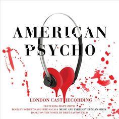 Duncan Sheik - American Psycho / O.L.C.R. (CD)