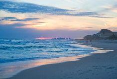 Crystal Sands Beach, in beautiful Destin Florida.  #whitebeaches #emeraldcoast