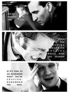 Here's one for the feels...  #DoctorWho