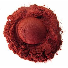 Red Mineral Eye Shadow-Red Hot ($5) ❤ liked on Polyvore featuring beauty products, makeup, eye makeup, eyeshadow, beauty, mineral eyeshadow, mineral eye makeup, mineral eye shadow and primer eyeshadow