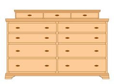Free Woodworking Plans Dresser Drawers Need ideas and tips for woodworking? http://woodesigner.net has them!