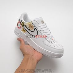 acde1999dc2e Nike Air Force 1 Low Floral Firework Lunar New Year 2018 (W). Kicks Styles